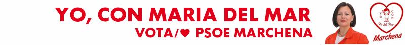 VOTA PSOE - Vota a María del Mar Romero